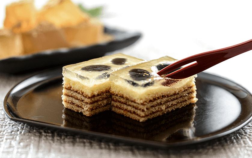 みずみずしい感性から生まれる斬新な和洋菓子